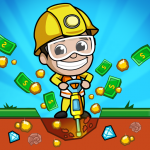 Idle Miner Tycoon – Mine Manager Simulator  3.37.1 (MOD Unlimited Money)