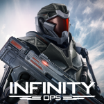 [APK] Infinity Ops: Online FPS 1.11.0 (MOD Unlimited Money)