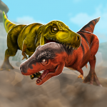 [APK] Jurassic Run Attack – Dinosaur Era Fighting Games  (MOD Unlimited Money)