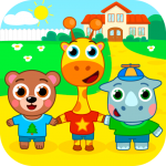 [APK] Kindergarten : animals 1.2.0 (MOD Unlimited Money)
