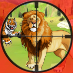 [APK] Lion Hunting – Sniper Shooting Game 1.122 (MOD Unlimited Money)