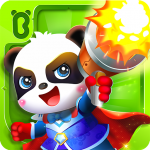 Little Panda's Hero Battle Game  8.52.00.00 (MOD Unlimited Money)