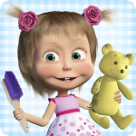 Masha and the Bear: House Cleaning Games for Girls  2.0.2 (MOD Unlimited Money)