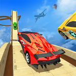 [APK] Mega Ramp Race – Extreme Car Racing New Games 2020 10.6 (MOD Unlimited Money)