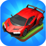Merge Car game free idle tycoon  1.2.22 (MOD Unlimited Money)