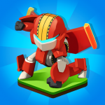 [APK] Merge Robots – Click & Idle Tycoon Games 1.4.5 (MOD Unlimited Money)