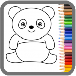 [APK] My Dino Town: Coloring Pages for Kids & Games 1.0 (MOD Unlimited Money)