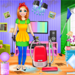 [APK] My Family Mansion Cleaning: Messy House Cleanup 1.0.9 (MOD Unlimited Money)