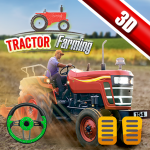 [APK] New Tractor Drive Simulator 3d- Farming Game 2020 1.01 (MOD Unlimited Money)