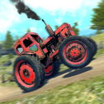 Off-Road Travel: 4×4 hill climb  1.972 (MOD Unlimited Money)