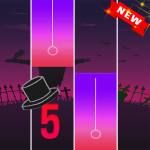 [APK] Piano for Five Horror Tiles Game 1.1 (MOD Unlimited Money)
