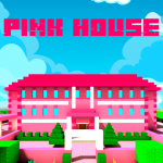 Pink Princess House Craft Game  2.7 (MOD Unlimited Money)