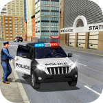 [APK] Police Jeep Spooky Stunt Parking 3D 3 1.1 (MOD Unlimited Money)