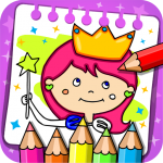 Princess Coloring Book & Games  1.46 (MOD Unlimited Money)