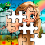 Princess Puzzles Games for Girls  4.10.01 (MOD Unlimited Money)
