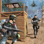 Real Commando Secret Mission Free Shooting Games  15.6 (MOD Unlimited Money)