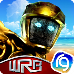 Real Steel World Robot Boxing  56.56.223 (MOD Unlimited Money)
