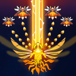 Sky Champ Galaxy Space Shooter – Monster Attack  6.6.4 (MOD Unlimited Money)