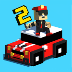 [APK] Smashy Road: Wanted 2 1.14(MOD Unlimited Money)