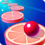 [APK] Splashy Tiles: Bouncing To The Fruit Tiles 2.2.1 (MOD Unlimited Money)
