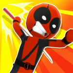 Stickman 3D – Street Gangster  0.4.8 (MOD Unlimited Money)