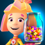 The Fixies Chocolate Factory! Fun Little Kid Games  1.6.7 (MOD Unlimited Money)