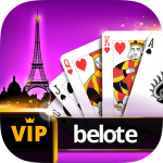 [APK] VIP Belote – French Belote Online Multiplayer 3.6.37 (MOD Unlimited Money)
