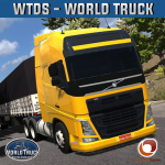 [APK] World Truck Driving Simulator 1,189 (MOD Unlimited Money)