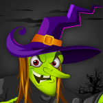 [APK] Angry Witch vs Pumpkin: Scary Halloween Game 2019 2.1 (MOD Unlimited Money)