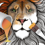 [APK] Animal Coloring Book 3.1.1 (MOD Unlimited Money)