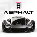Asphalt 9 Legends – Epic Car Action Racing Game  2.8.3a (MOD Unlimited Money)