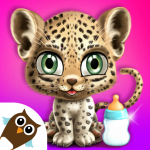 [APK] Baby Jungle Animal Hair Salon – Pet Style Makeover 4.0.10002  (MOD Unlimited Money)
