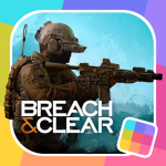 [APK] Breach & Clear: Military Tactical Ops Combat  (MOD Unlimited Money)