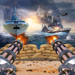 [APK] Call of Beach Defense: FPS Free Fun 3D Games 1.6  (MOD Unlimited Money)