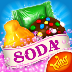 Candy Crush Soda Saga  1.187.4 (MOD Unlimited Money)