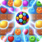 [APK] Candy Jewelry Puzzle 1.3 (MOD Unlimited Money)