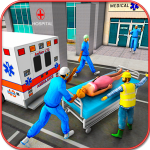 [APK] City Ambulance Rescue Simulator Games 🚑 🚁 1.0 (MOD Unlimited Money)