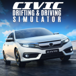 [APK] Civic Drifting and Driving Simulator Game 1.0 (MOD Unlimited Money)