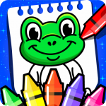 [APK] Coloring Games : PreSchool Coloring Book for kids 4.0 (MOD Unlimited Money)