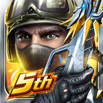 [APK] Crisis Action: 5th Year Anniv, win rare weapons! 4.1.5 (MOD Unlimited Money)