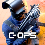 Critical Ops Online Multiplayer FPS Shooting Game  1.24.0.f1375 (MOD Unlimited Money)