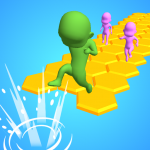 [APK] Do Not Fall .io 1. 8.1(MOD Unlimited Money)