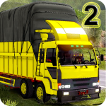 Euro Truck Transport Simulator 2: Cargo Truck Game  1.8 (MOD Unlimited Money)