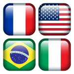 [APK] Flags of All Countries of the World: Guess-Quiz 1.93 (MOD Unlimited Money)