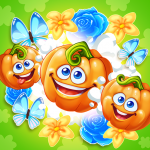 [APK] Funny Farm match 3 Puzzle game! 1.56.0 (MOD Unlimited Money)