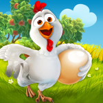 [APK] Harvest Land: Farm & City Building 1.10.4 (MOD Unlimited Money)