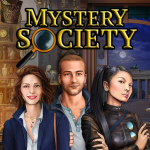 Hidden Objects: Mystery Society Crime Solving  5.47 (MOD Unlimited Money)