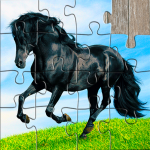 [APK] Horse Jigsaw Puzzles Game – For Kids & Adults 🐴 26.1 (MOD Unlimited Money)