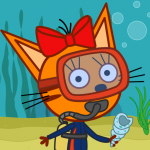 [APK] Kid-E-Cats Sea Adventure! Kitty Cat Games for Kids  (MOD Unlimited Money) 1.7.1