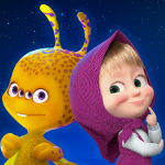 [APK] Masha and the Bear: We Come In Peace! 1.0.9 (MOD Unlimited Money)